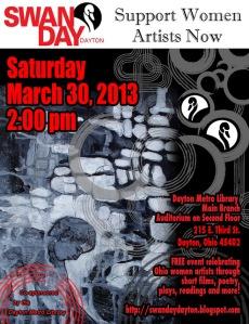 SWAN Day Dayton poster